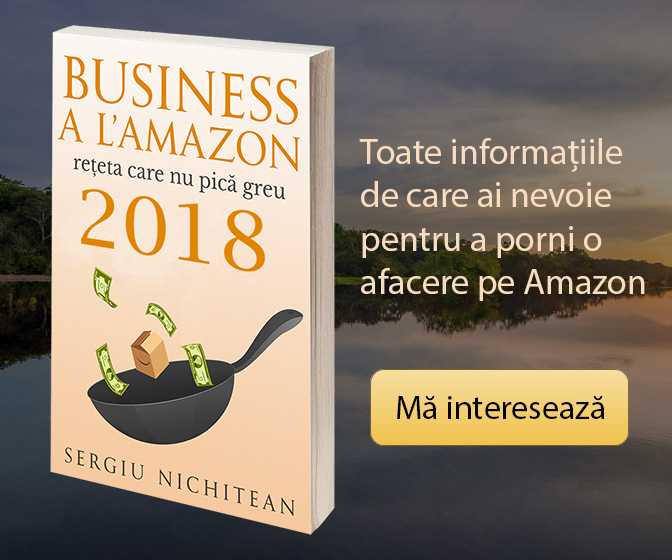 Ebook Business a l'Amazon - reteta care nu pica greu