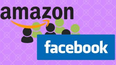 Photo of Amazon și Facebook fac casă bună împreună