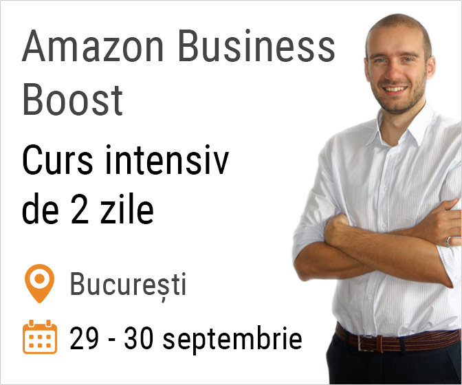 Curs Amazon Business Boost