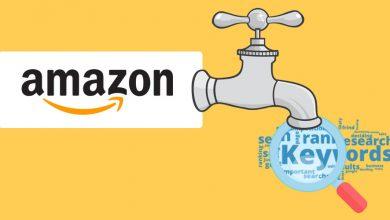 """Photo of Amazon """"inchide robinetul"""" cu volume reale de cautari pentru cuvinte cheie"""