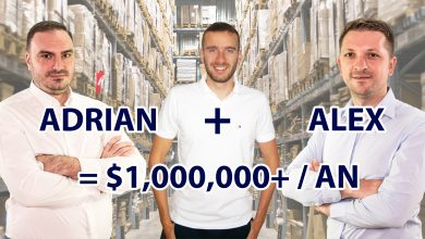 Photo of Ei vând împreună de peste $1,000,000 pe an pe Amazon – interviu cu doi selleri români de succes