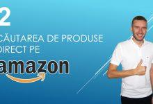 Photo of Metoda 2 pentru CĂUTAREA PRODUSULUI, direct pe Amazon cu ajutorul unor extensii de Chrome